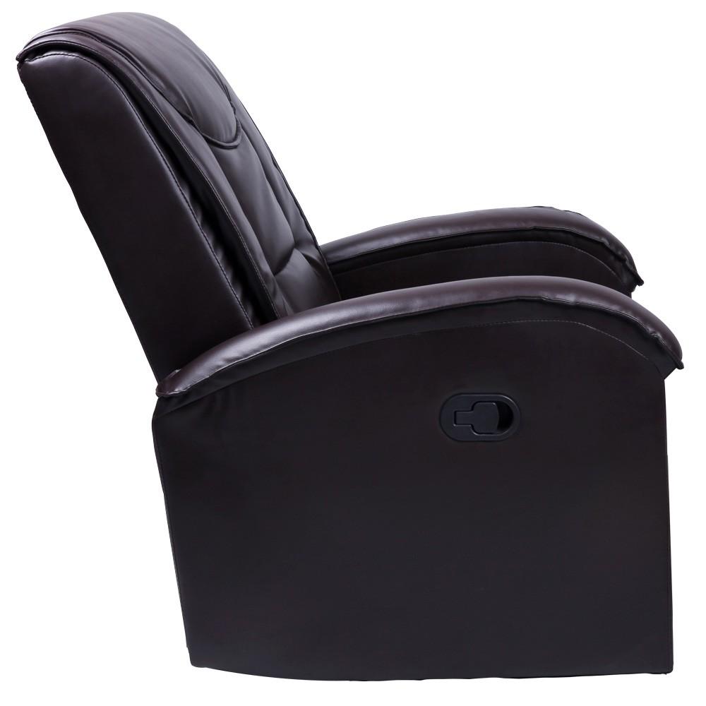 Fauteuil Bureau Relaxation Tv Détails Sur Dossier Réglable Inclinable Salon nwOkPX80