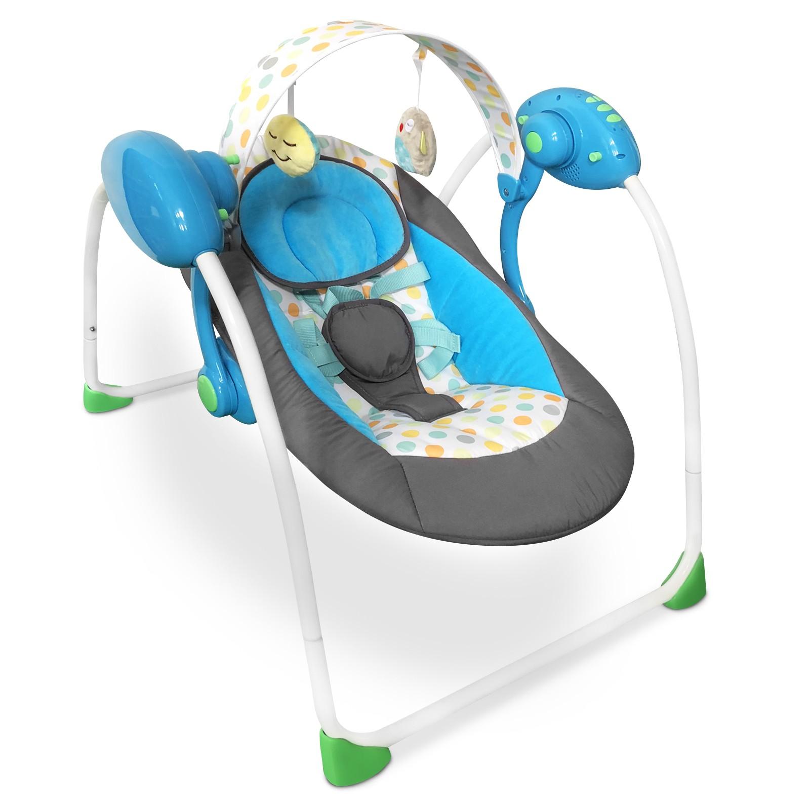 Babywippe//Babytrage//Babyschaukel Sterne Spielbogen