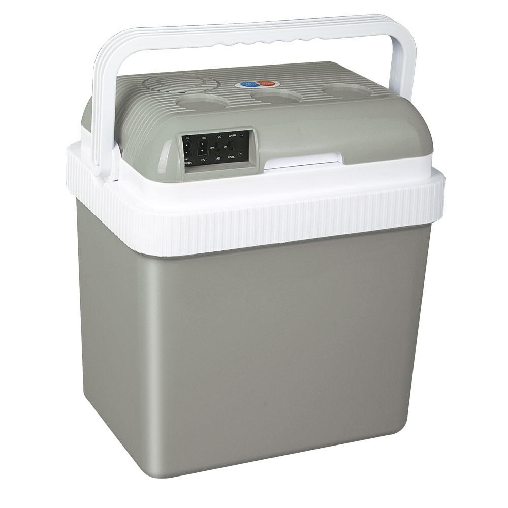 23l thermoelektrische k hlbox mini k hlschrank auto 12 v. Black Bedroom Furniture Sets. Home Design Ideas