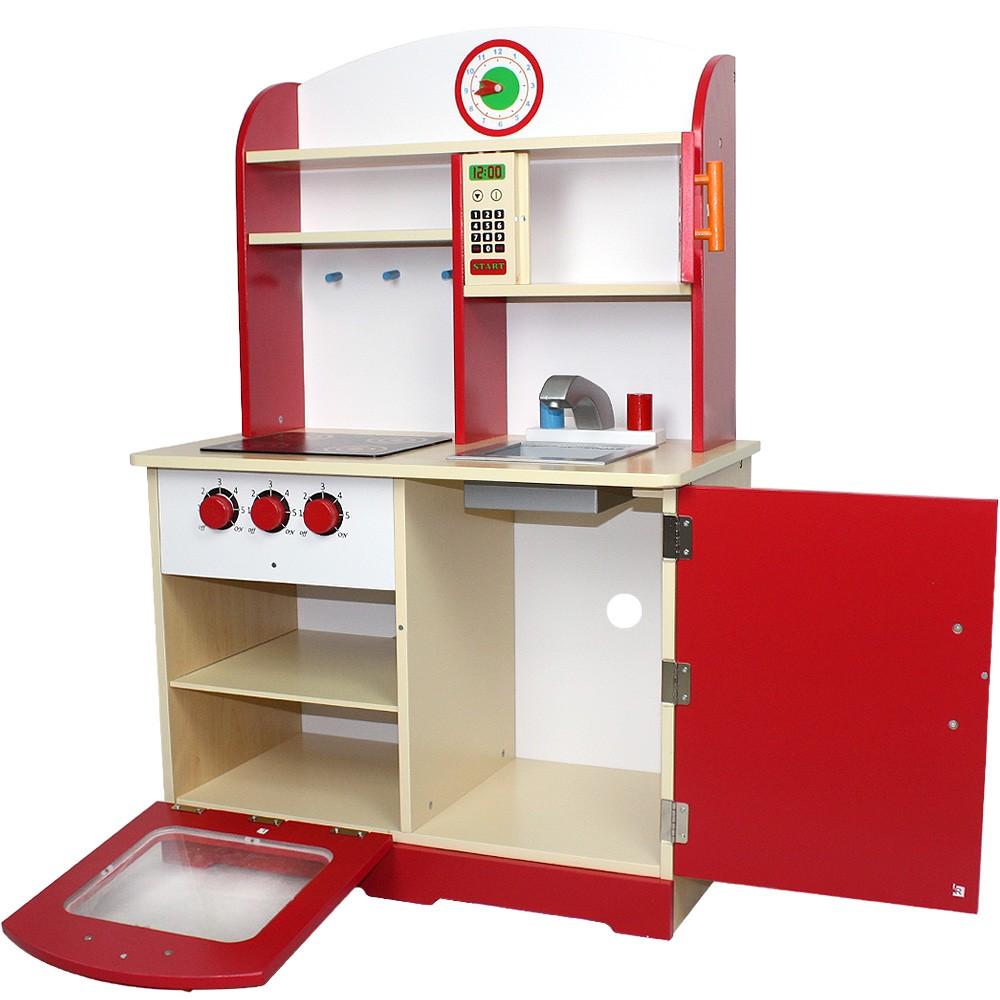 Spiel-Kinderküche| Spielküche aus Holz | Spielzeug ...