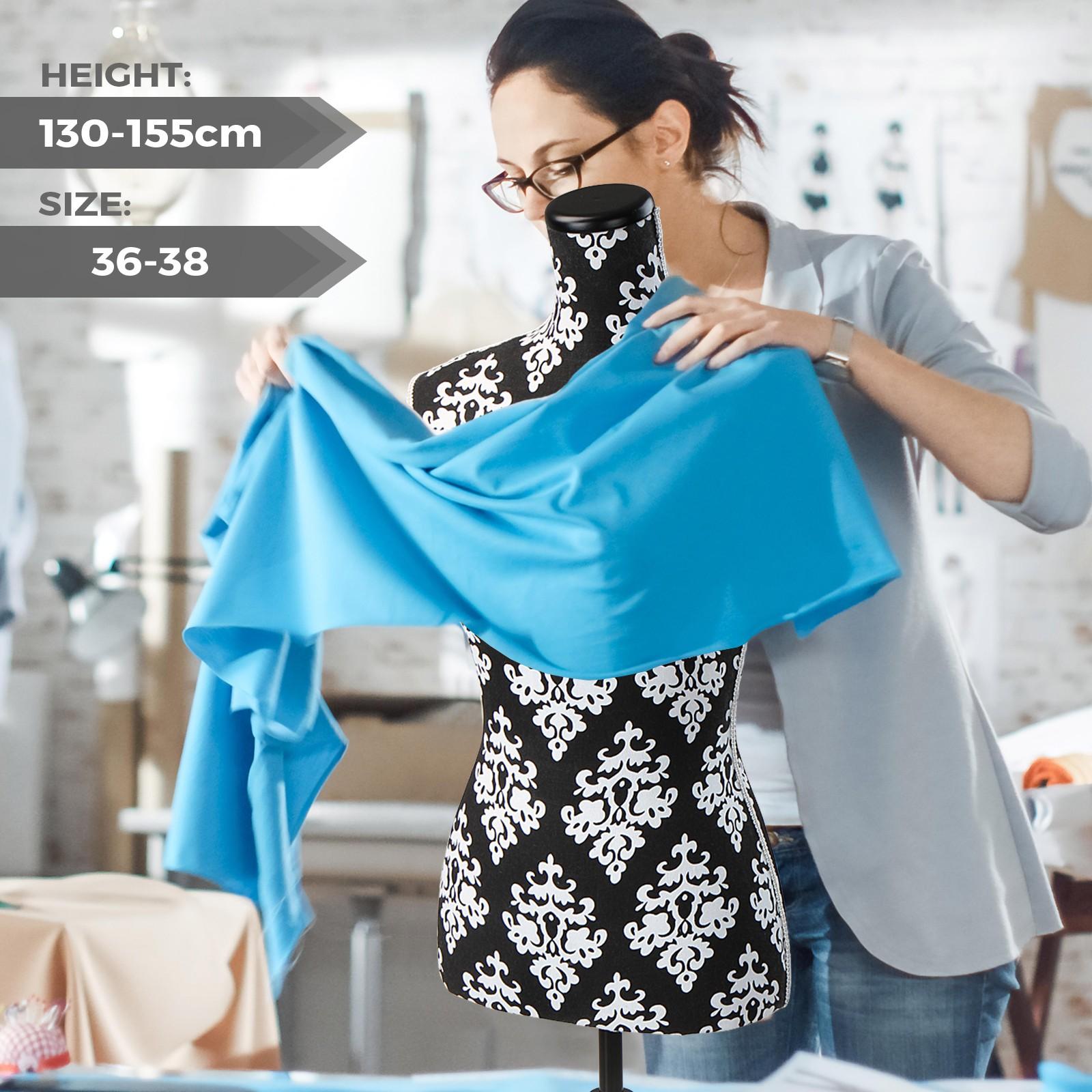 peso medio per taglia del vestito