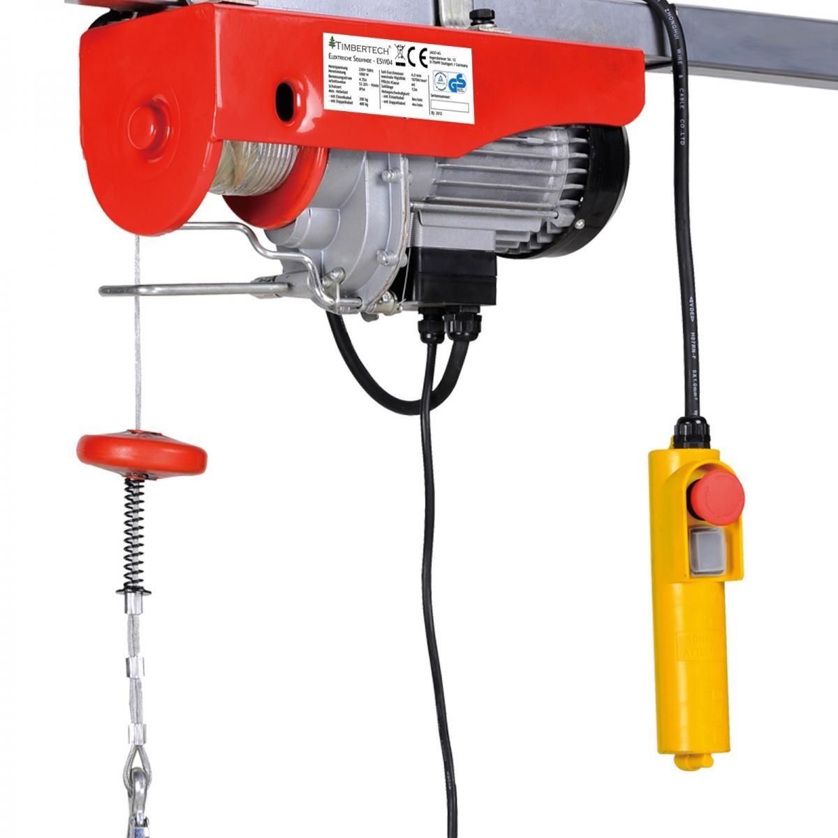 Verricello elevatore elettrico paranco argano montacarichi for Telecomando montacarichi