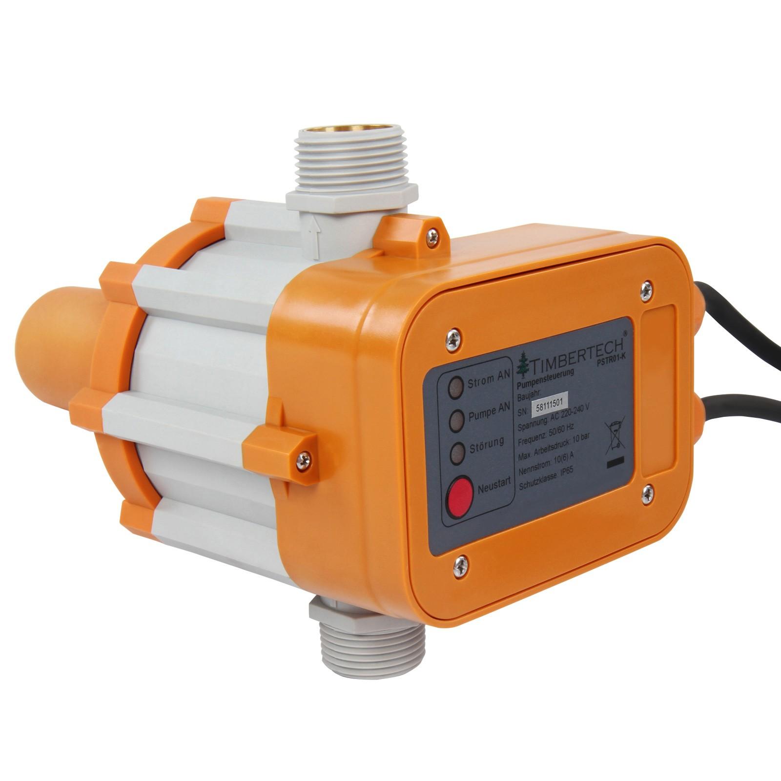 Bombas de control con cable 12v interruptor de presión para druckwächter casa obra de agua